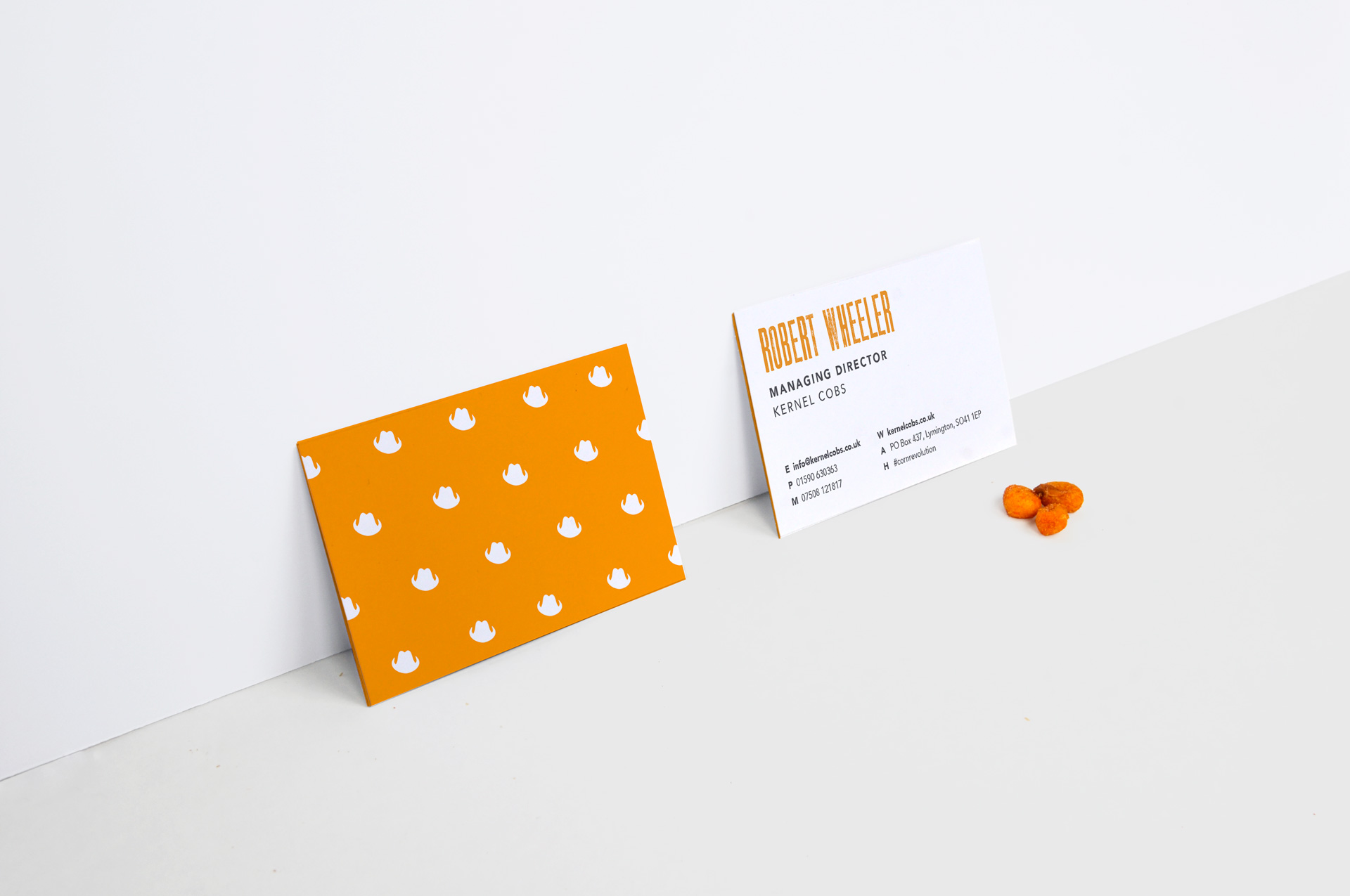 Business Cards, Brand campaign, graphic design, hampshire
