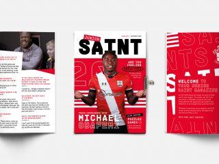 Southampton FC - Junior Mailer